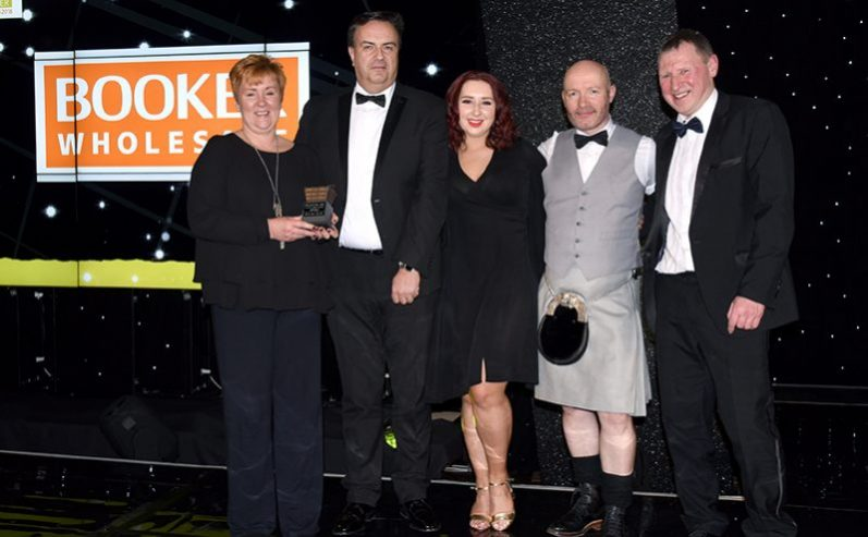 Scottish Grocer Award
